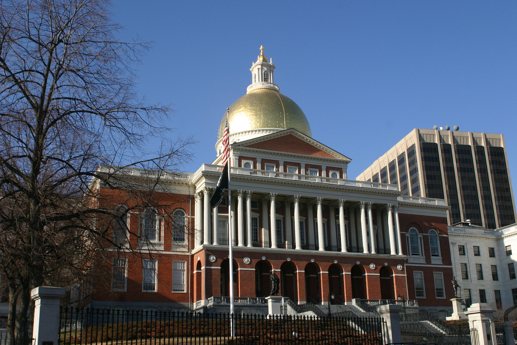 The Massachusetts Capitol Building. (redjar/Flickr via Creative Commons)